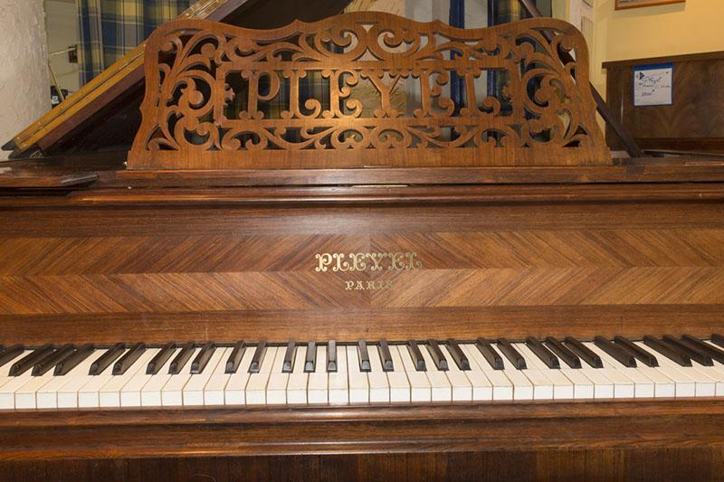 Piano débutant