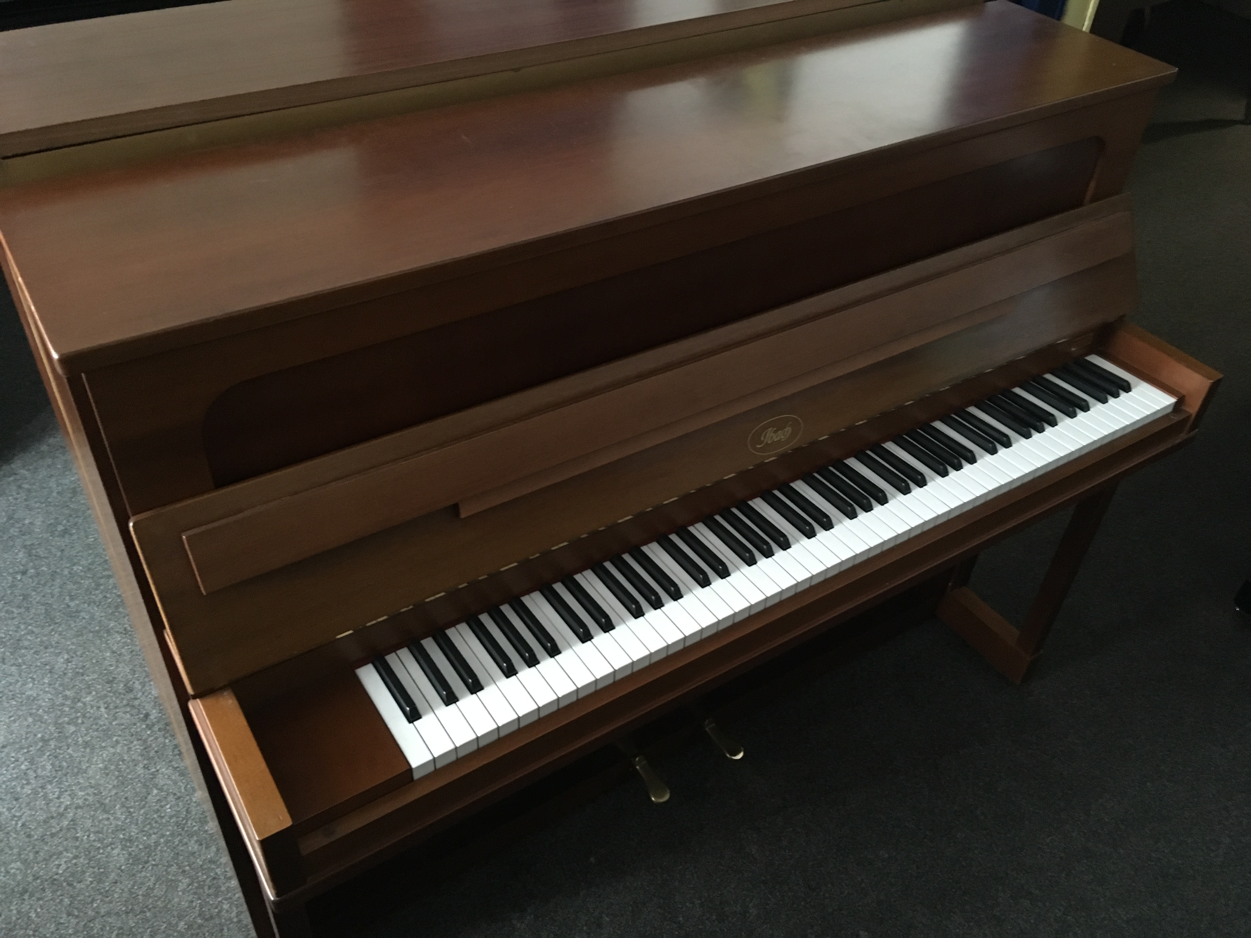 Piano abbeville